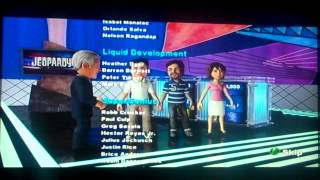 Jeopardy XBox360 Game 1 Part 3