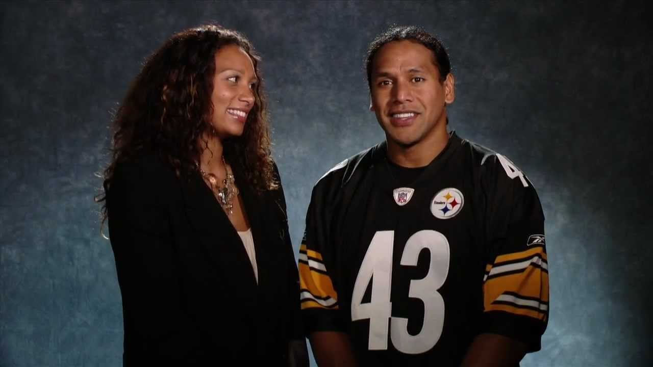 Thank You from Troy and Theodora Polamalu - YouTube