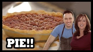 Best Bourbon Pecan Pie Recipe From Noah's Mom - Food Feeder