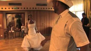 Surprise First Wedding Dance-Bambikiller