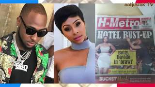 Davido In Fraud Mess, CDQ Shades Yemi Alade, Wizkid Does It Again! + More