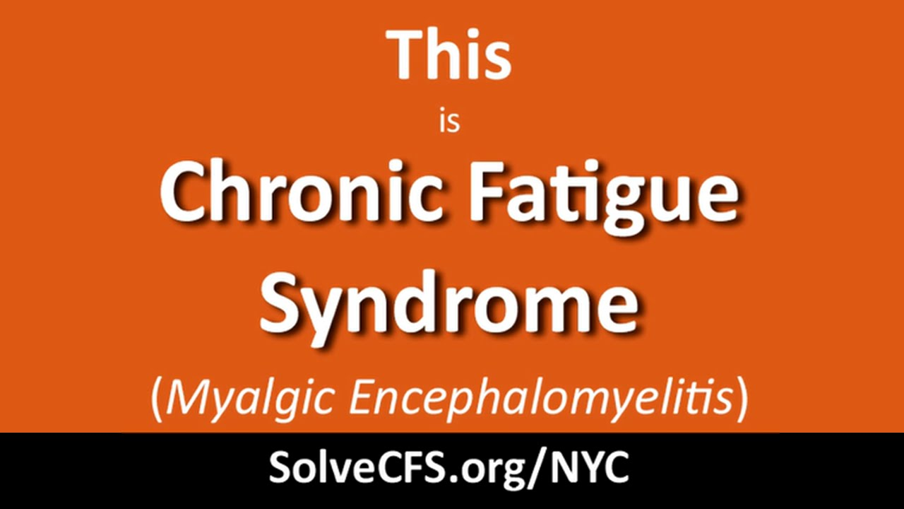 About the Disease - Solve ME/CFS Initiative