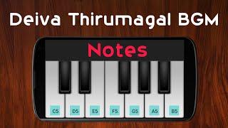 Life is Beautiful Theme | Deiva Thirumagal BGM | G.V. Prakash