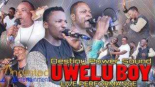UWELU BOY Feat. DR AGBAKPAN OLITA x DE UNTOUCHABLE - LATEST BENIN MUSIC LIVE PERFORMANCE
