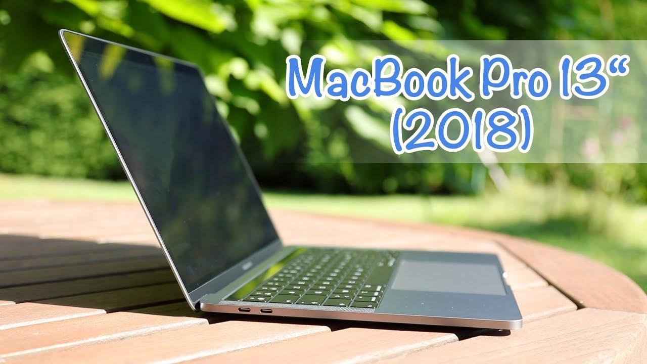 "7ffdc64084 Test du MacBook Pro 13"" 2018 - YouTube"