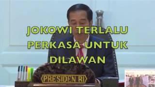 Denny Siregar - JOKOWI Terlalu Perkasa Untuk Dilawan