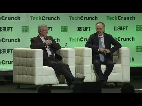 In Conversation with Sir Alex Ferguson and Michael Mortiz (Sequoia Capital)