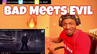 Bad Meets Evil - Fast Lane ft. Eminem, Royce Da 5'9 | REACTION