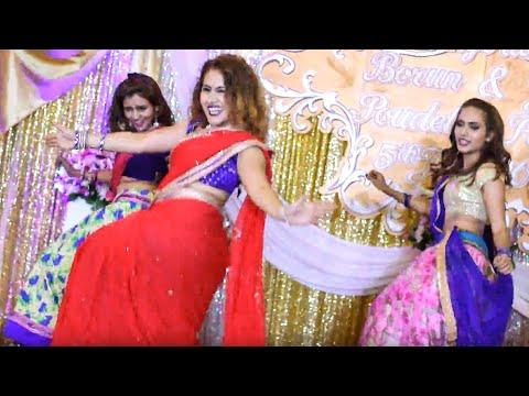 Balam Pichkari Wedding Dance