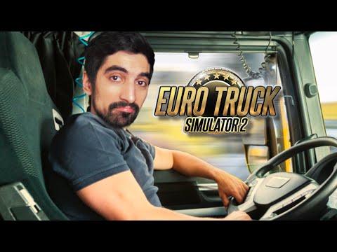 Διακοπές στη Βενετία! - Euro Truck Simulator 2 | LegitGamingGR