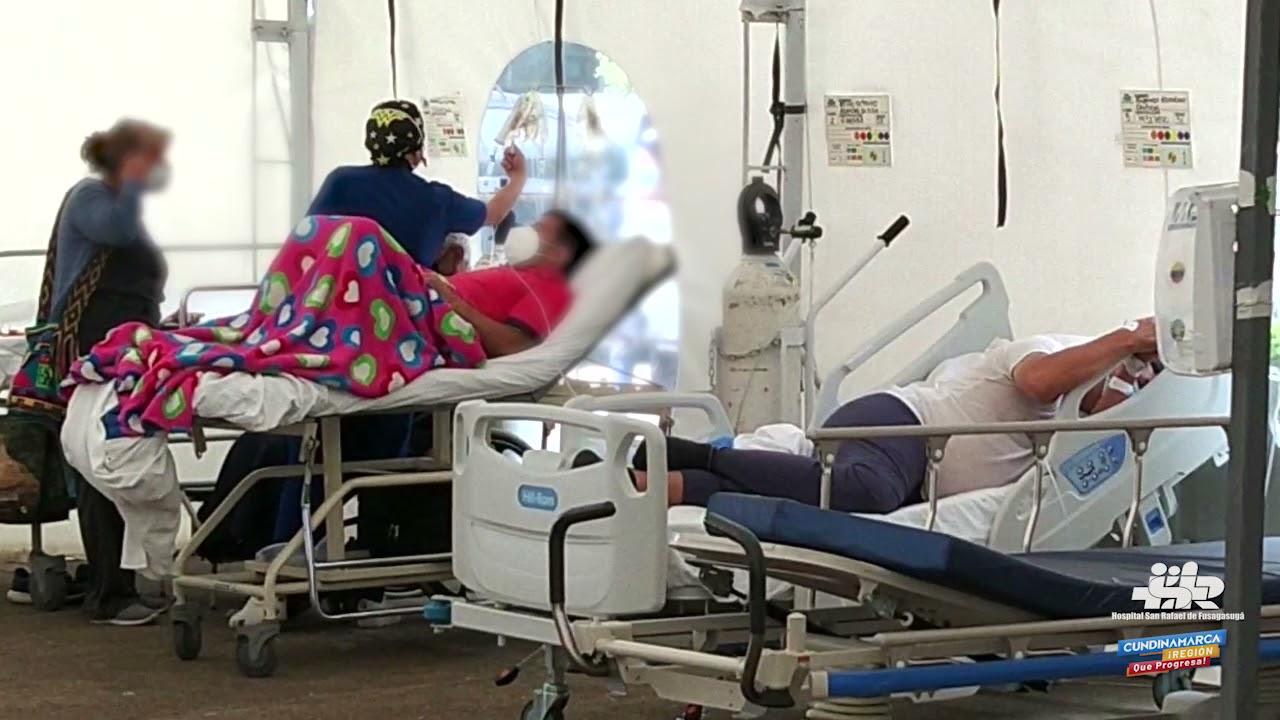 Hospital de Fusagasugá diseña, adapta e implementa sexta fase de expansión ante demanda de servicios