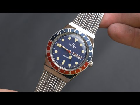 Timex Q Review - As Retro As A Watch Can Get ;)