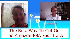 Mel Forbes - The Best Way To Get On The Amazon FBA Fast Track
