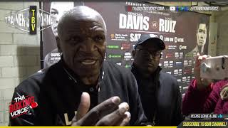 🔥Floyd Mayweather Sr., On Gervonta Davis KNOCKOUT❗️Who's Better Haney or Tank⁉️