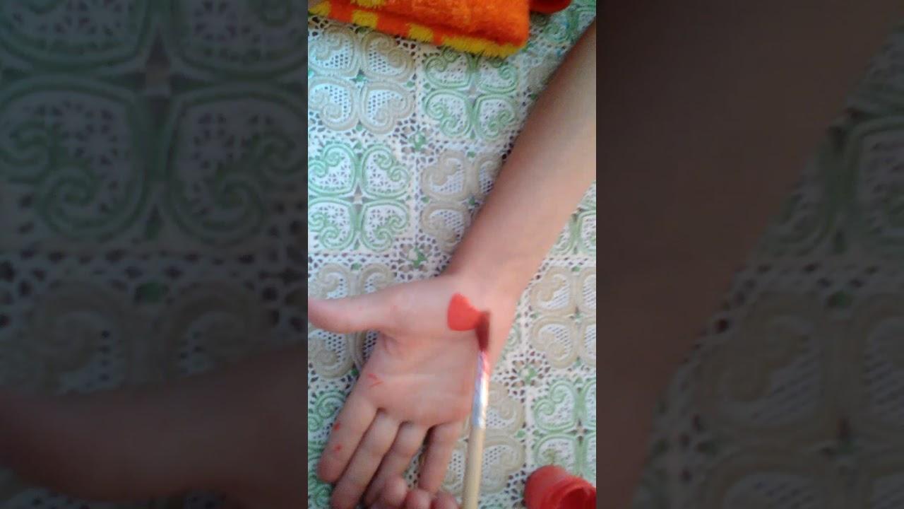 Как сделать бутафорскую кровь фото 184