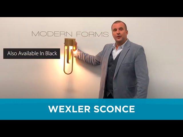 Wexler Sconce