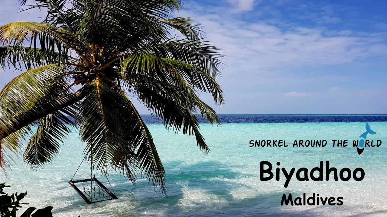 Biyadhoo Island Maldives 2017