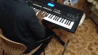 Muzhumathi Avalathu Mugamagum Keyboard - Jodhaa Akbar