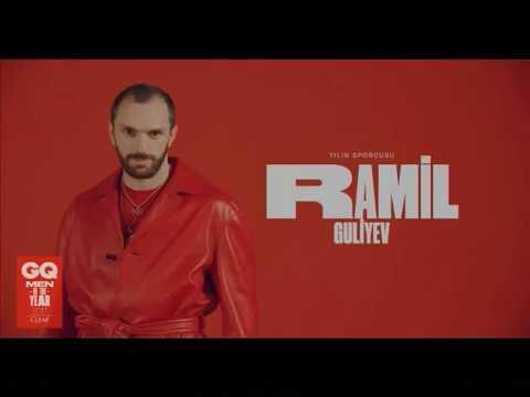 Ramil Guliyev-GQ Men of the Year 2017-Yılın Sporcusu