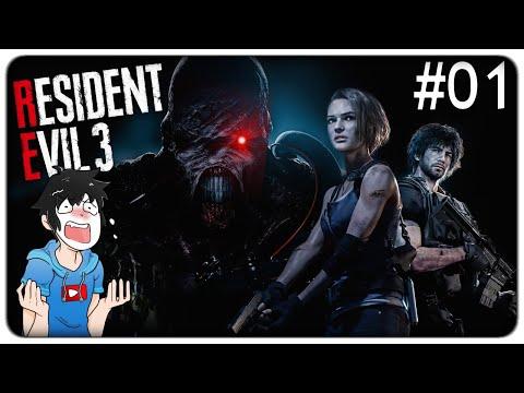 CORRI, SCAPPA, C'E' IL NEMESIS!!!! | Resident Evil 3 Remake - ep. 01