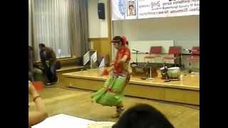Satrah Abdullah Rashmi at Victory Day of Bangladesh 2012 @Tokyo - Protidin tomay dekhi