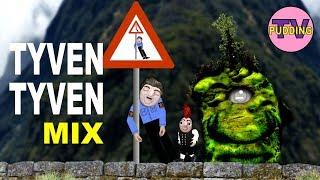 Tyven, Tyven og mye mer! - Norske barnesanger MIX