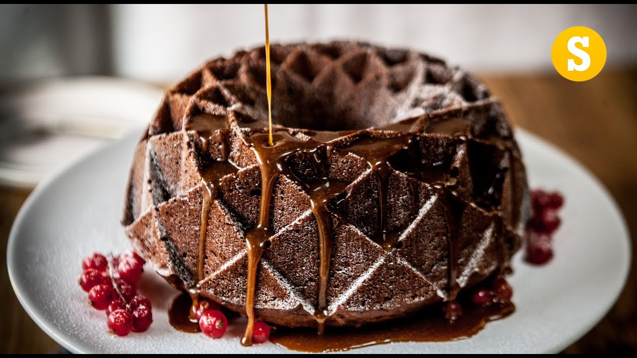 Chocolate Pudding Bundt Cake Recipe