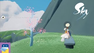 Sky: Children of the Light - Beta - Days of Bloom - Sit with the sapling in Daylight Prairie Quest