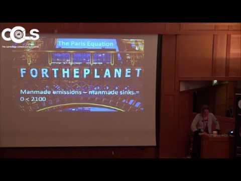 Baroness Bryony Worthington - Climate Change: A race between Physics & Politics