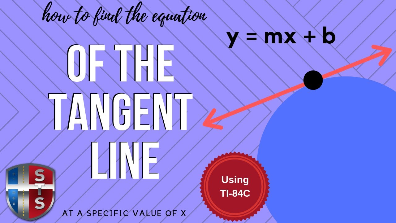 Calculus  Derivative  Find The Tangent Line Equation At Point (2,1)
