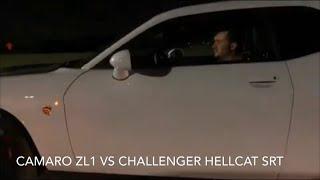 Corvette z06 vs fbo zl1