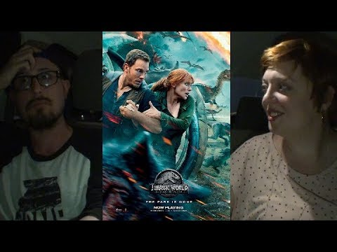 Jurassic World: Fallen Kingdom - Midnight Screenings Review