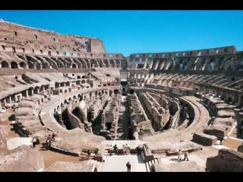 ROMA - 02 Reconstruccion de escenarios de la Antigua Roma