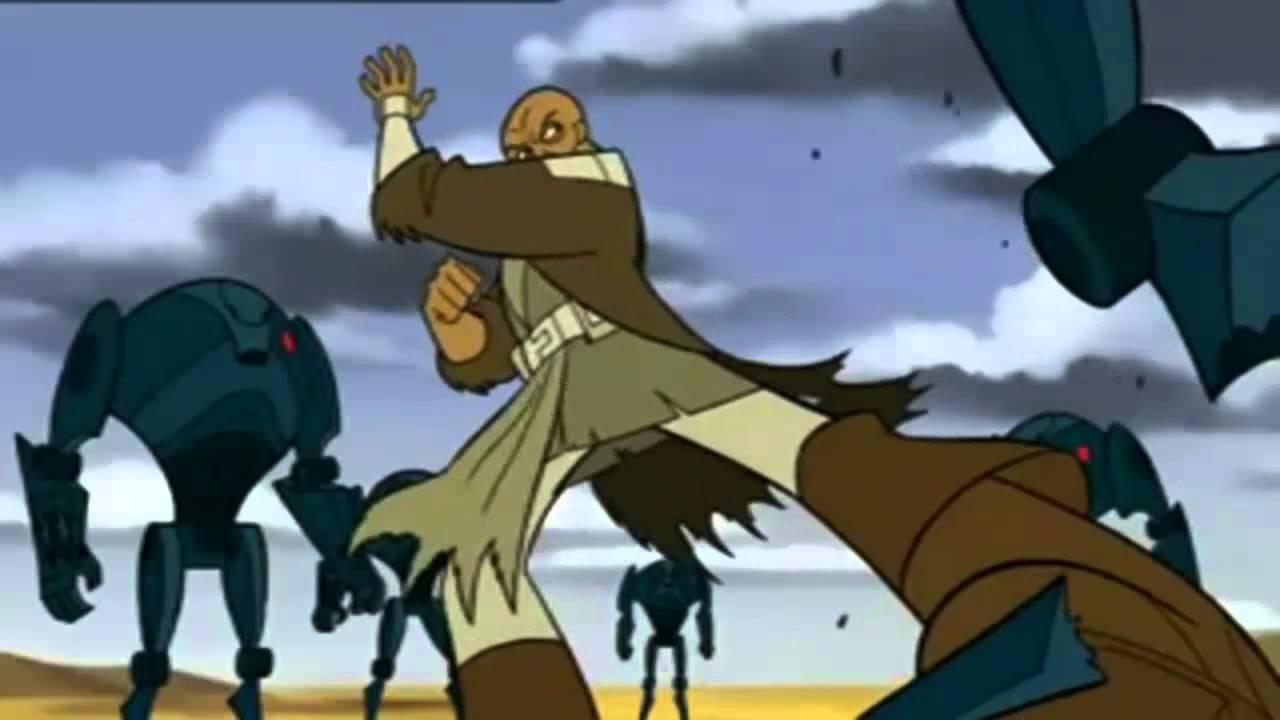 Mace windu clone wars 2003