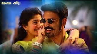 Maari 2    rowdy baby song    whatsapp status video in tamil