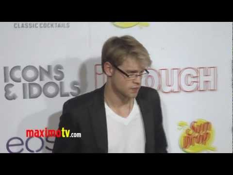 Chord Overstreet GLEE at In Touch ICONS + IDOLS VMA's Post Party 2012 Arrivals
