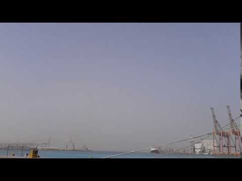 Jeddah Sea-Port-G.C.T- My Most Loving Working Place-1