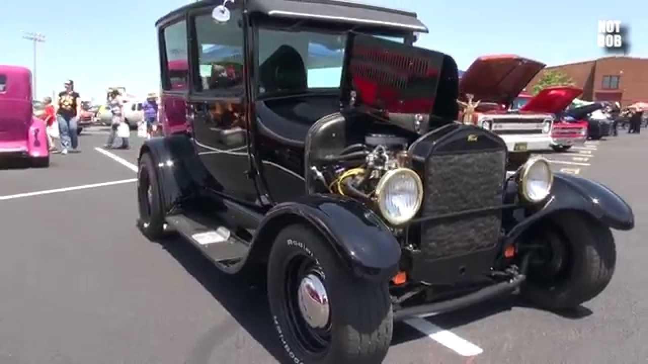 1926 Ford Model T Hot Rod / Street Rod - YouTube