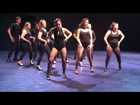 """""""All That Jazz"""" from Chicago - Young Harris College Musical Theatre Revue 2018"""