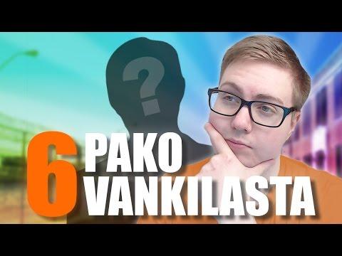 PAKO VANKILASTA #6 | UUSI TULOKAS!
