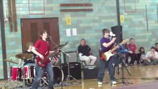 Blitzkrieg Bop full band cover