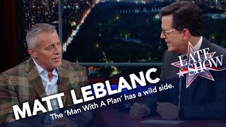 Matt LeBlanc Is Not Afraid To Live on the Wild Side
