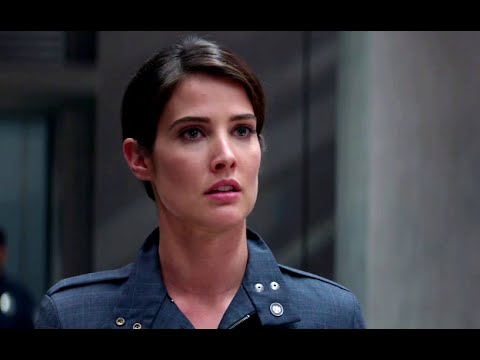 Captain America: The Winter Soldier  BluRay Deleted  1 2014 Cobie Smulders HD