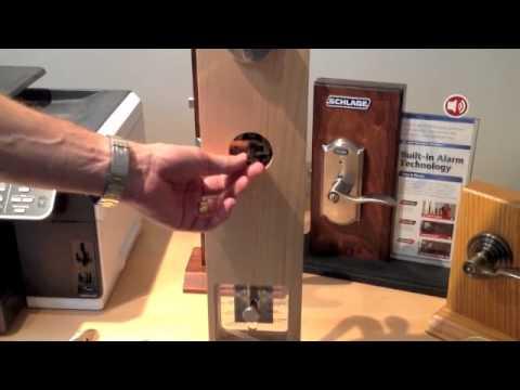 Schlage Handleset Installation Fixes