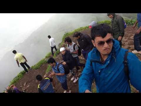 1st Vlog -Trek to highest peak of Sahyadri-Kalsubai