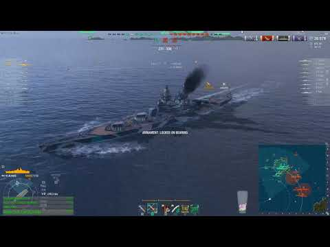 World Of Warships - Black Magic In WoWS