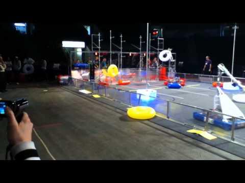 [FRC 2011] Logomotion GTR East Practice Match 1 thumbnail