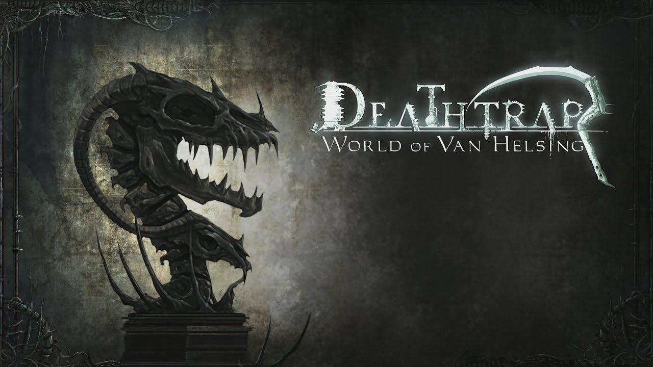 Resultado de imagem para World of Van Helsing: Deathtrap