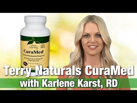 Terry Naturally CuraMed With Registered Dietician Karlene Karst