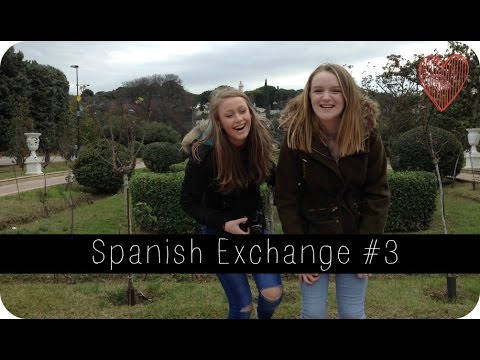 Spanish Exchange Day 3